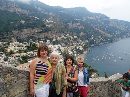 Italy Limousine : Positano