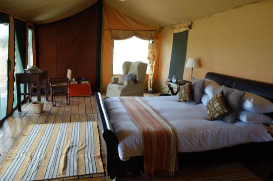 Lemala Ewanjan Tented Camp: Queen room