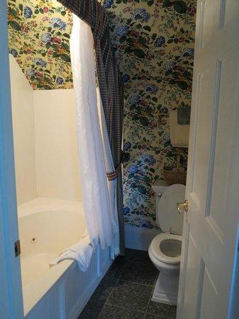 Brigadoon Bed and Breakfast: Bathroom (Penthouse suite)