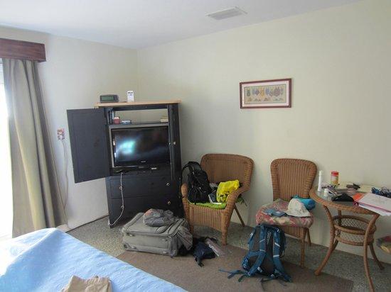 Sea View Inn: room area
