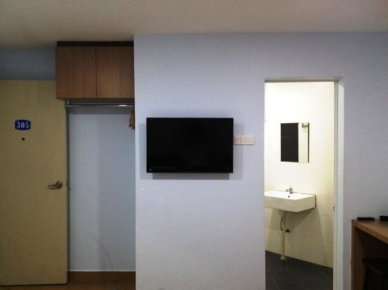 H & H Hotel: Modern Room Amnities