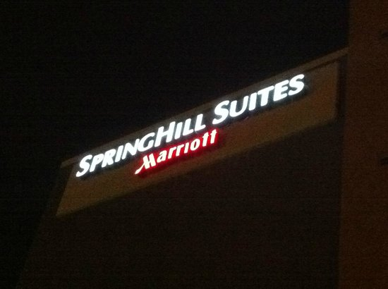 SpringHill Suites Irvine John Wayne Airport/Orange County: Fachada