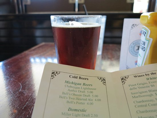 Millie's on Main: Local beers