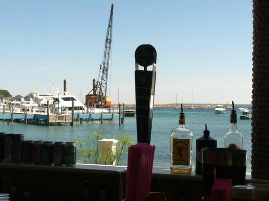Pink Pony : View from the bar
