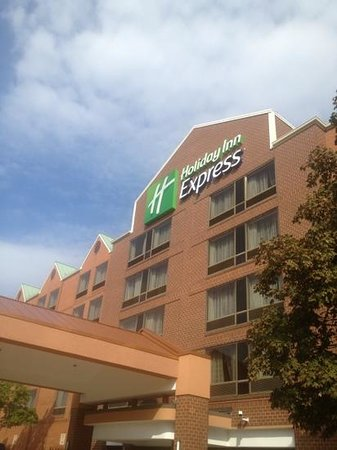Holiday Inn Express Baltimore - BWI Airport West: nice hotel