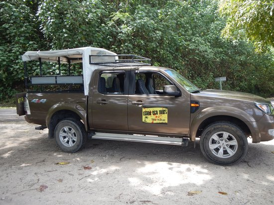 Island Eco Tours - Day Tours : Truck