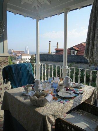 Bed and Breakfast Villa Mira Longa: Amazing Terrace View
