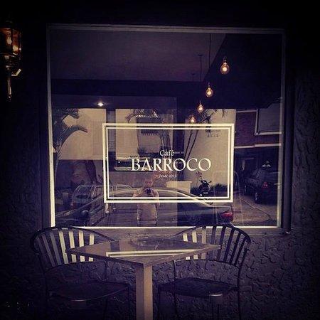 Cafe Barroco: Nuestro Logo