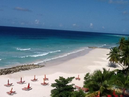 Ocean Two Resort & Residences: vista do quarto do hotel