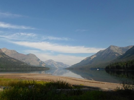 Glacier Guides and Montana Raft : Waterton Lake