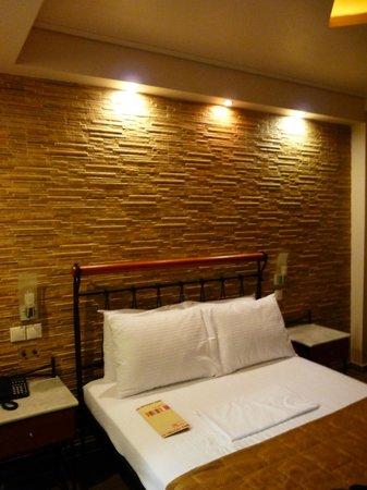 Hotel Argo Anita : La chambre