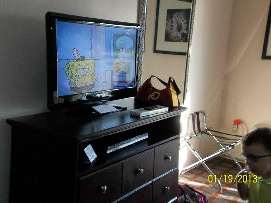 Hotel Monte Carlo: the tv