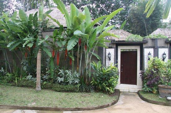Ashoka Tree Resort Ubud: Our villa