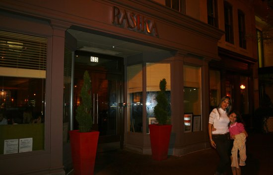 Rasika Washington DC