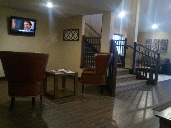 Red Roof Inn : Lobby Area