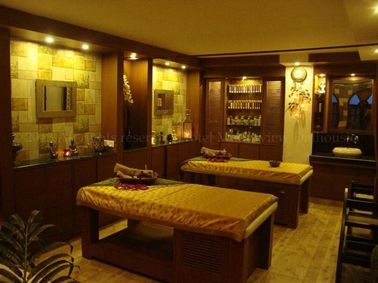 Hotel Mount View & Spa: massage area