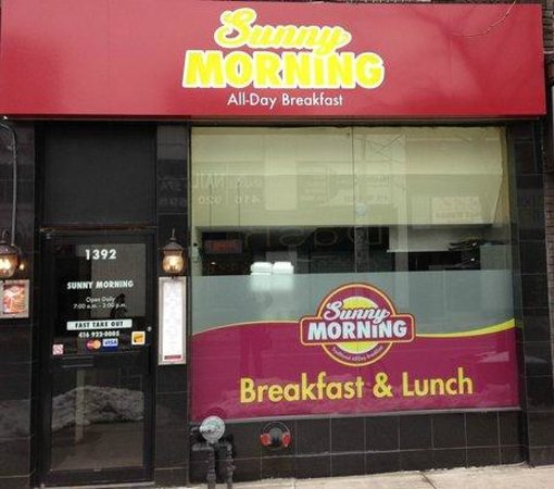 Photo of Restaurant Sunny Morning at 1392 Yonge St, Toronto M4T 1Y5, Canada