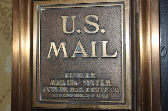 The Brown Palace Hotel and Spa, Autograph Collection: Authentic mail box in the hotel.