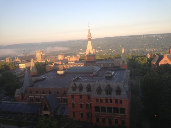 The Statler Hotel at Cornell University: Room #926 - View