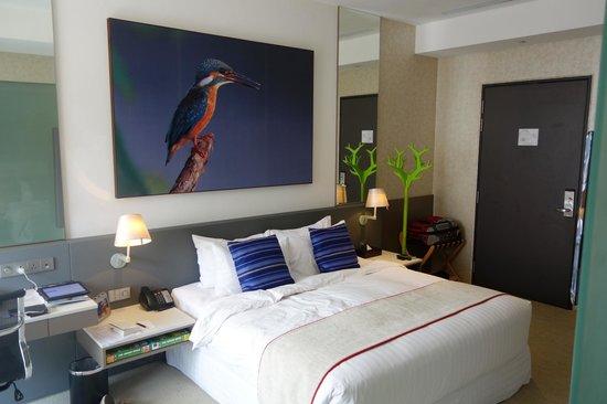 Wangz Hotel: Deluxe Room