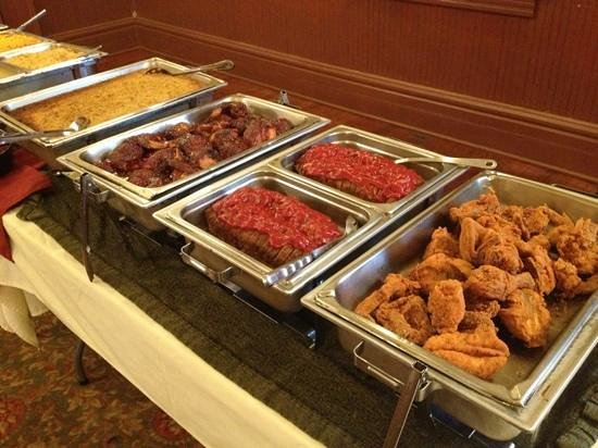 Talk of the Town: Sunday Lunch Buffet 11am-2pm. $10.99 includes drink.