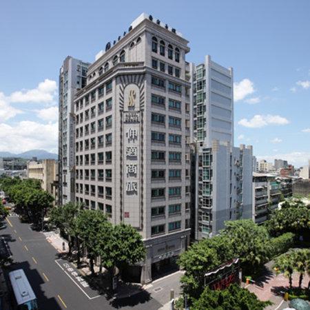 Hotel Sense: Exterior View - Day View