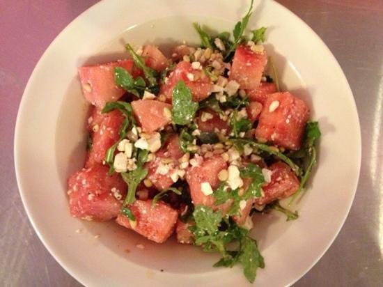 Talk of the Town: Watermelon Salad
