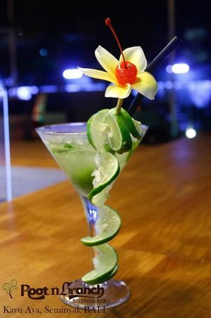 Root & Branch Bali, Bistro & Bar: have your mind dancing