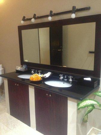The Dusun : Double vanity