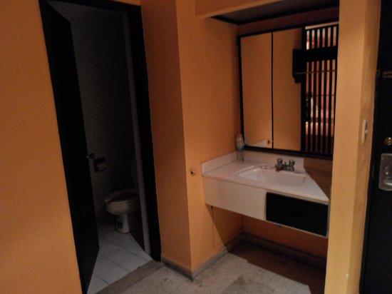 Le-Gar : Area de baño