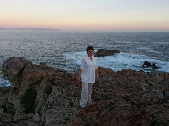 Seascape Tours: Sunset in Haermanus