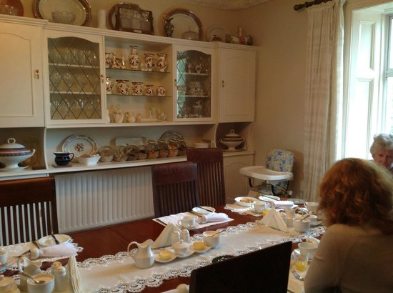 Cesh Corran: Breakfast room