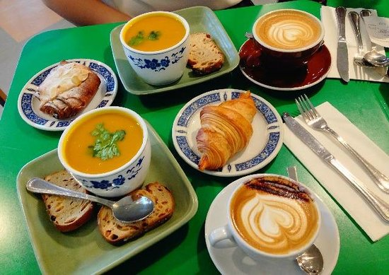Photo of Cafe Tiong Bahru Bakery at 252 North Bridge Road Raffles City Shopping Centre, Singapore 179103, Singapore