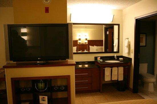 Hyatt Place Phoenix - North: Fernseher