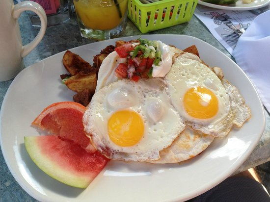 Whitetooth Mountain Bistro : Huevos Rancheros