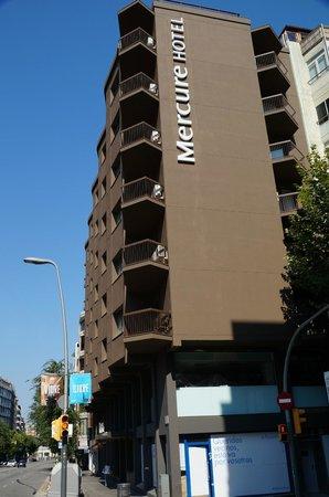 Mercure Barcelona Condor: Теперь на отеле такая вывеска.