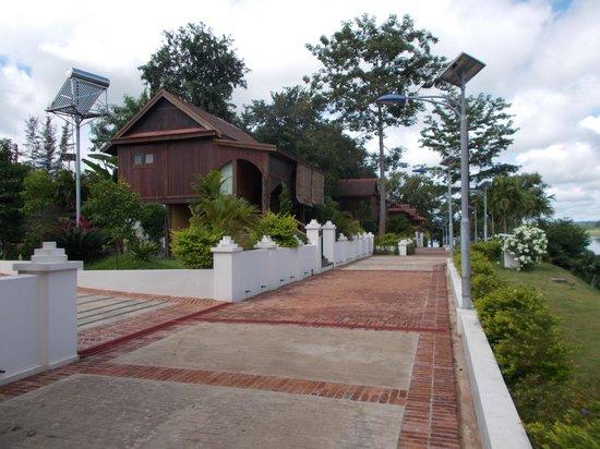 Nga Laik Kan Tha Garden & Resort: Bungalows