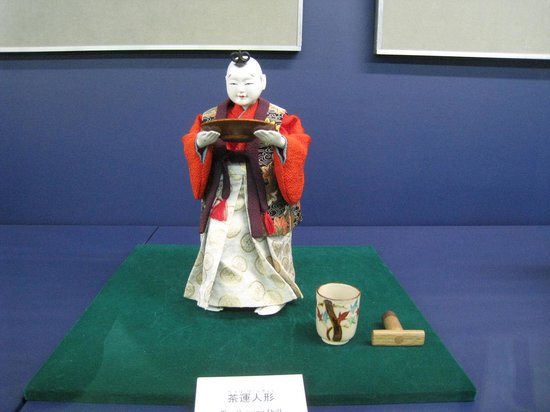 Inuyama City Cultural Museum, Karakuri Museum: からくり展示館