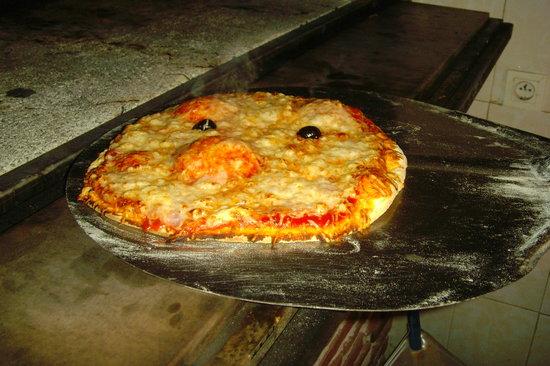 pizzas lino : une de nos pizzas