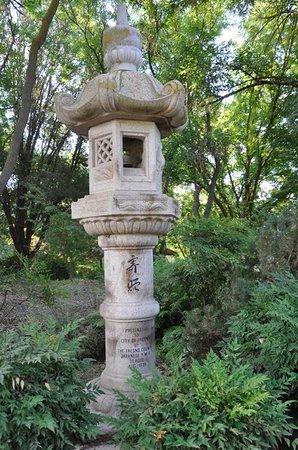 Statues Picture Of Shinzen Japanese Garden Fresno Tripadvisor