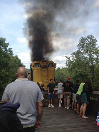 Oil Creek & Titusville Railroad: Engine