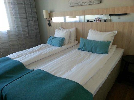Scandic Sundsvall City: Beds