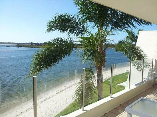 Noosa Harbour Resort: Just perfect, wonderful view!