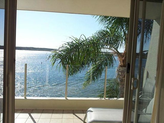 Noosa Harbour Resort : Waking up to this every morning was amazing!