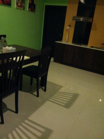 Mandawee Resort & Spa: Kitchen