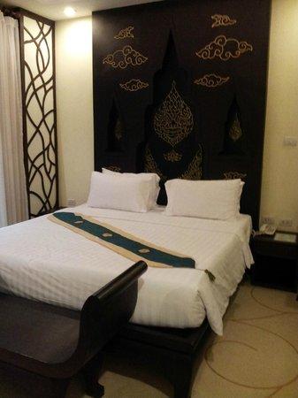 Mandawee Resort & Spa: Bedroom, comfortable bed for an uninterrupted sleep