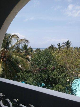 Kaskazi Beach Hotel : View from my room