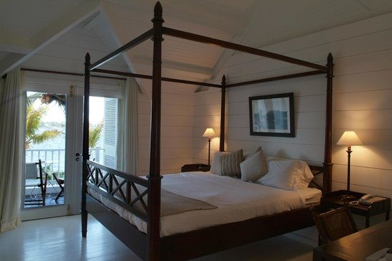 Chambre Bord de Mer... - Picture of 20 Degres Sud Hotel, Grand ...