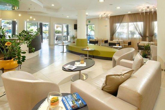 Soggiorno Hotel Ornella - Picture of Hotel Ornella-Park Hotel Morigi ...