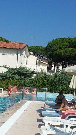 Gallia Hotel: pool